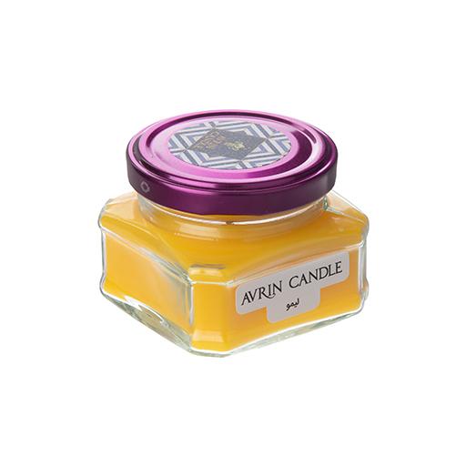 شمع لیمو ترش برای انرژی عالی