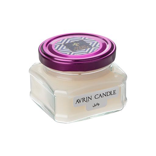 شمع وانیل مناسب برای ارامش درونی