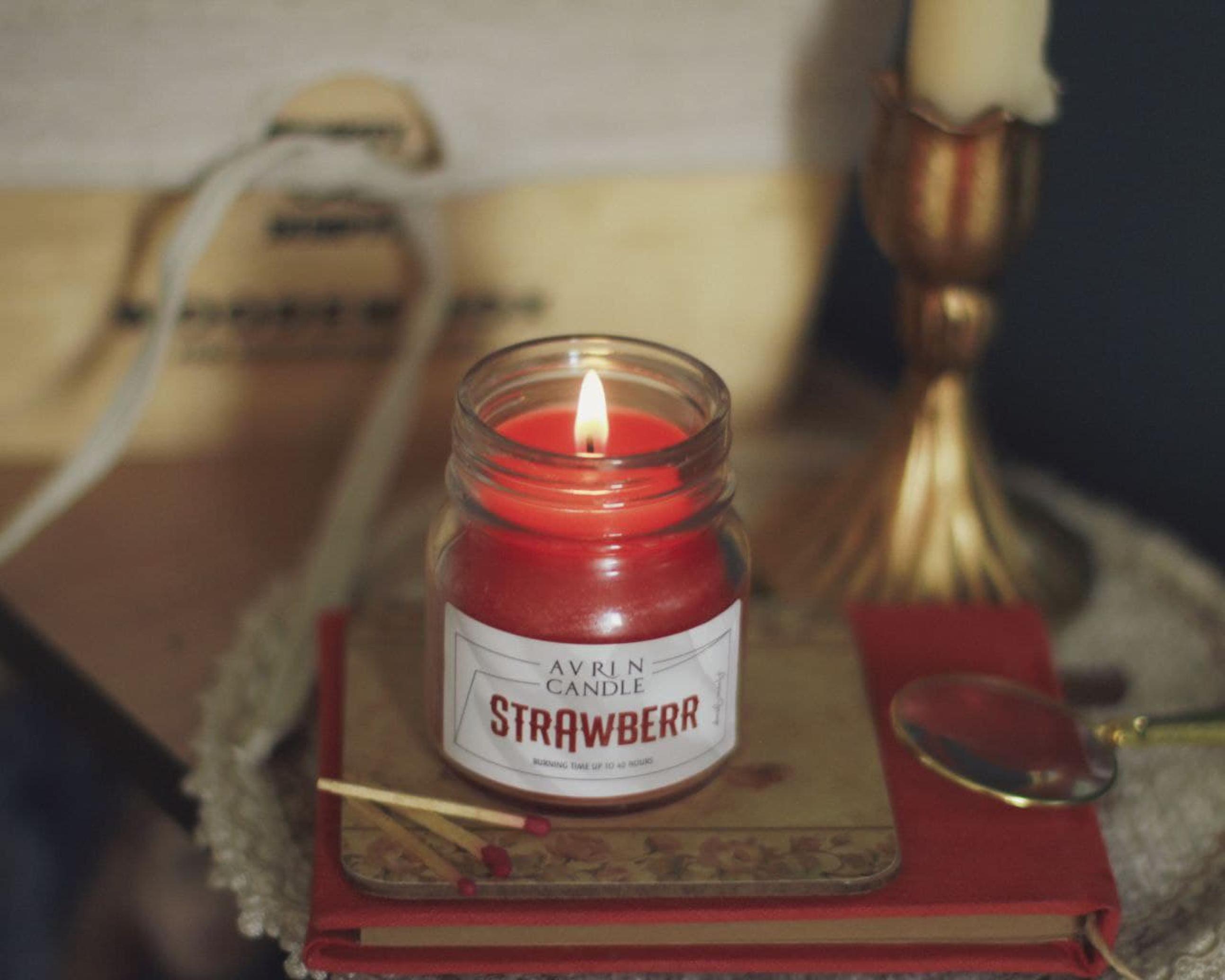 شمع اترین اورین کندل
