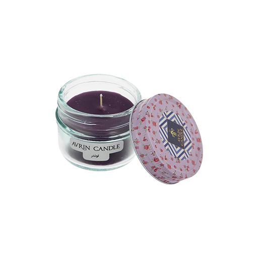 لوندر یا اوسطوخودوس یکی از زیباترین و بنفش ترین و ارامبخش ترین شمع های دنیا است